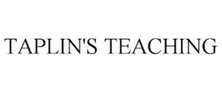 TAPLIN'STEACHING