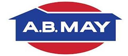 A.B. MAY