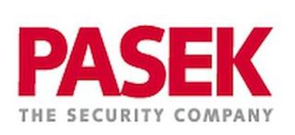 PASEK THE SECURITY COMPANY