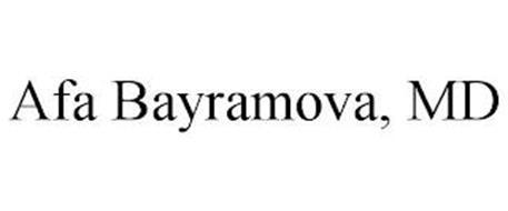 AFA BAYRAMOVA, MD