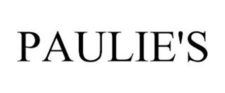 PAULIE'S