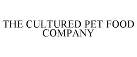 THE CULTURED PET FOOD COMPANY