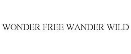 WONDER FREE WANDER WILD