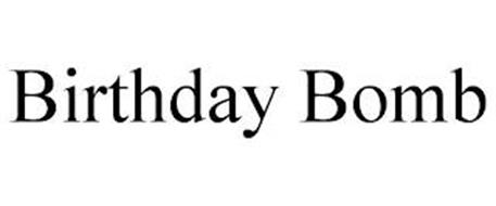 BIRTHDAY BOMB