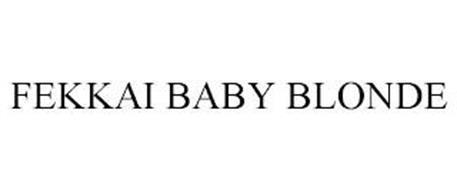 FEKKAI BABY BLONDE