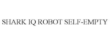 SHARK IQ ROBOT SELF-EMPTY