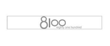 8100 EIGHTY ONE HUNDRED
