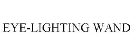 EYE-LIGHTING WAND