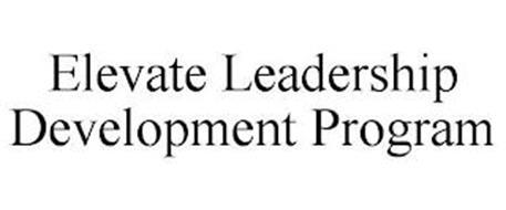 ELEVATE LEADERSHIP DEVELOPMENT PROGRAM