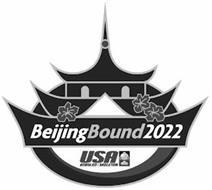 BEIJING BOUND 2022 USA BOBSLED SKELETON