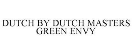 DUTCH BY DUTCH MASTERS GREEN ENVY