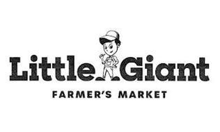LITTLE GIANT FARMER'S MARKET