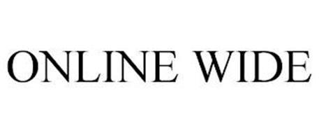 ONLINE WIDE