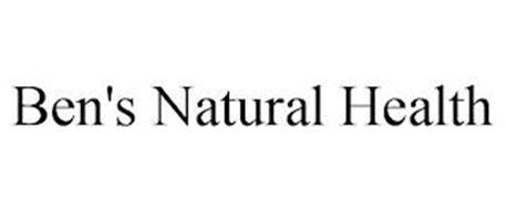 BEN'S NATURAL HEALTH