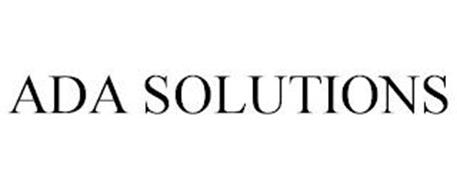 ADA SOLUTIONS