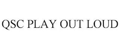 QSC PLAY OUT LOUD