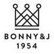 BONNY & J 1954