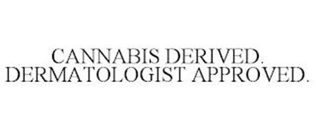 CANNABIS DERIVED. DERMATOLOGIST APPROVED.