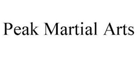 PEAK MARTIAL ARTS