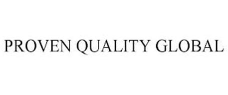 PROVEN QUALITY GLOBAL