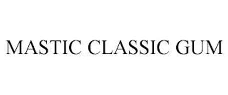 MASTIC CLASSIC GUM