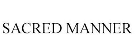 SACRED MANNER