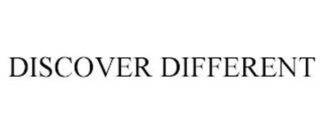 DISCOVER DIFFERENT