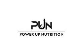 PUN POWER UP NUTRITION