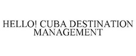 HELLO! CUBA DESTINATION MANAGEMENT