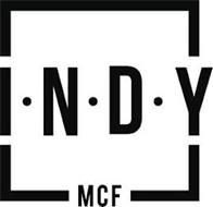 I · N · D · Y MCF