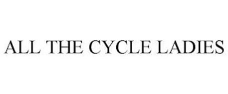 ALL THE CYCLE LADIES