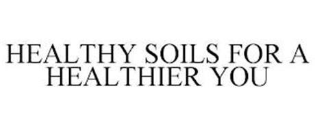 HEALTHY SOILS FOR A HEALTHIER YOU