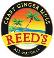 REED'S CRAFT GINGER MULE ALL NATURAL