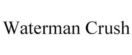 WATERMAN CRUSH