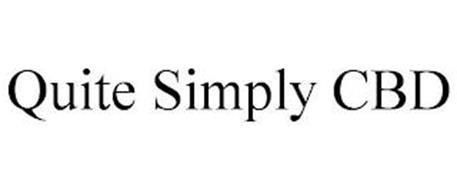 QUITE SIMPLY CBD