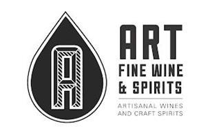 A ART FINE WINE & SPIRITS ARTISANAL WINES AND CRAFT SPIRITS