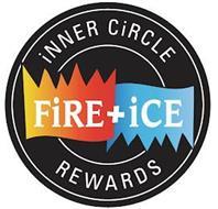 INNER CIRCLE FIRE + ICE REWARDS