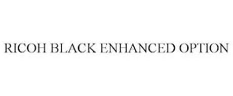RICOH BLACK ENHANCED OPTION