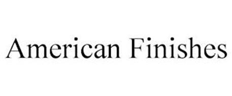 AMERICAN FINISHES