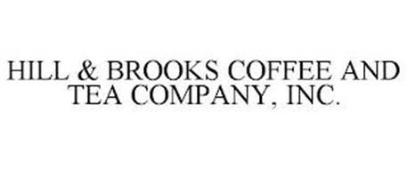 HILL & BROOKS COFFEES & TEAS