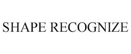 SHAPE RECOGNIZE