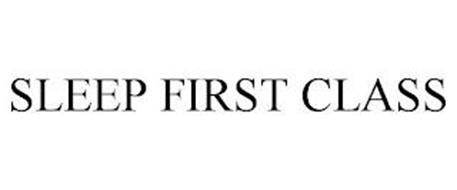 SLEEP FIRST CLASS