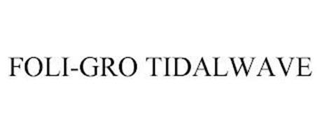 FOLI-GRO TIDALWAVE