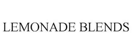 LEMONADE BLENDS