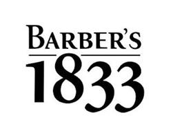 BARBER'S 1833