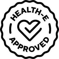 HEALTH-E APPROVED
