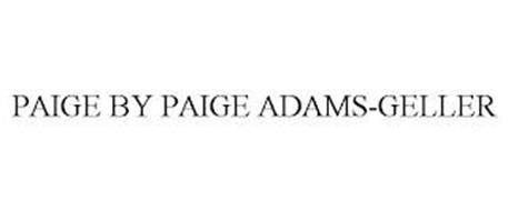 PAIGE BY PAIGE ADAMS-GELLER