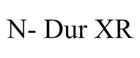 N- DUR XR