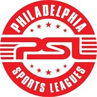 PHILADELPHIA PSL SPORTS LEAGUES