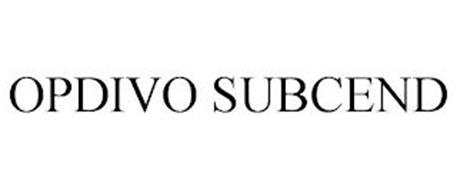 OPDIVO SUBCEND